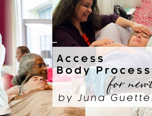 What is an Access Consciousness® Body Process?