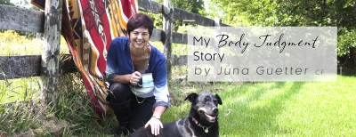 My Body Judgement Story Blog